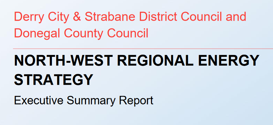 North West Regional Energy Strategy